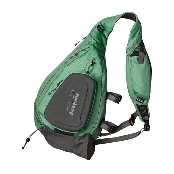 patagonia パタゴニア Stealth Atom Sling 15L カラーDistilled Green