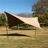 tent-Mark DESIGNS Takibi-Tarp TC wing