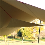 tent-Mark DESIGNS Takibi-Tarp TC Recta・難燃シートセット