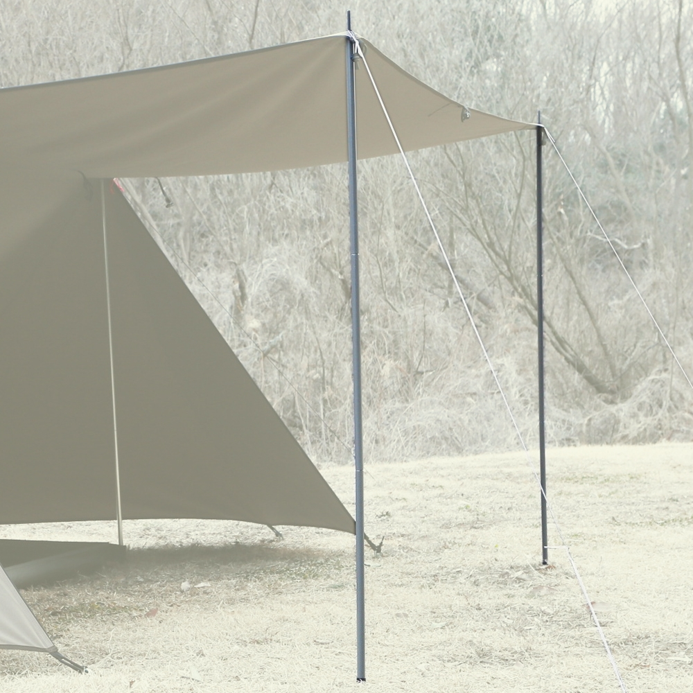 tent-Mark DESIGNS 炎幕 キャノピーポール セット