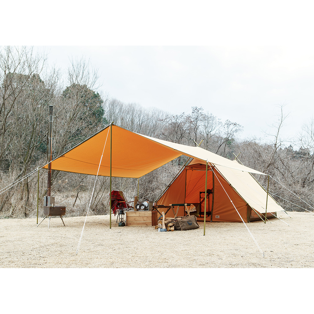 tent-Mark DESIGNS PEPO タープ